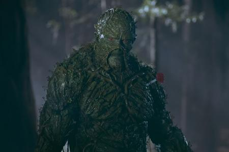 TV Review: Swamp Thing