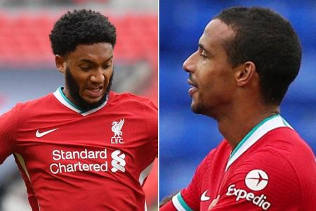 Virgil van Dijk's absence a new challenge for Liverpool: Buxton