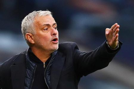 Jose Mourinho dismisses 'Spursy' jibes
