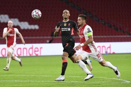 Liverpool start life without van Dijk with 1-0 win over Ajax