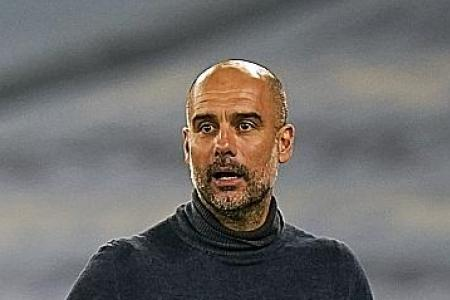 Pep Guardiola worried by Manchester City's growing injury list