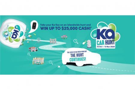 Graphic designer wins Lexus in Ka Car Hunt thanks to ramen supper