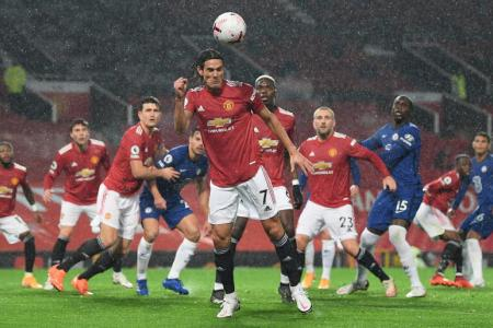No home comforts as Manchester United are held by Chelsea