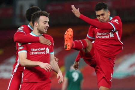 Klopp praises Liverpool's heart after comeback victory
