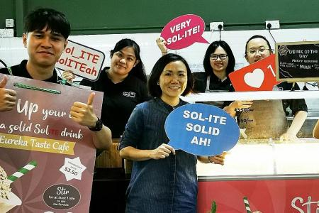 ITE team clinches top honours with ice-cool idea