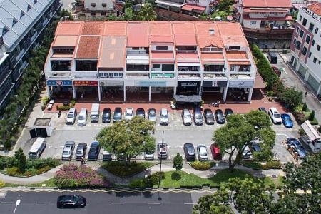 Siglap Shopping Centre up for sale with $120m reserve price
