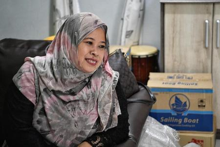 Yishunite of the Year Madam Sarimah just wants to help people