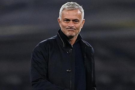 Tottenham manager Jose Mourinho shares credit for Kane-Son partnership