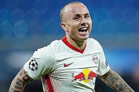 In-form Leipzig winger Angelino a threat to Manchester United