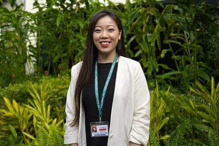 Learning by doing is an advantage, says new grad