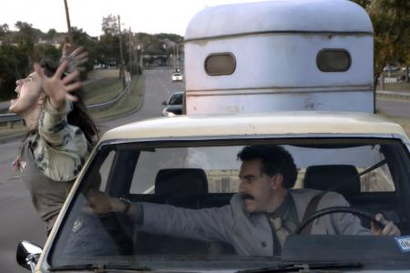 Movie review: Borat Subsequent Moviefilm