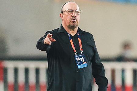 Rafa Benitez frustrated with lack of understanding in CSL