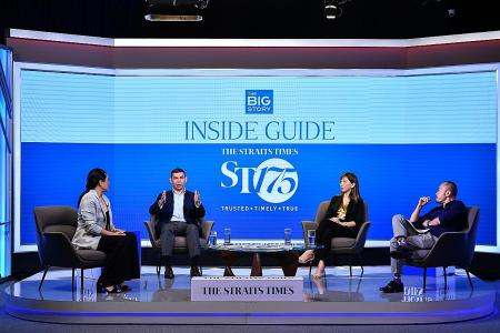 ST's new offering focuses on multimedia topics, trending topics