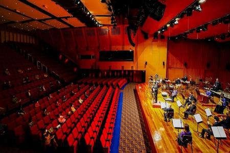 Arts venues among places that can host live performances from Nov 1
