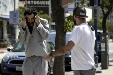Kazakhstan taps Borat movie to woo tourists – 'Very nice!'