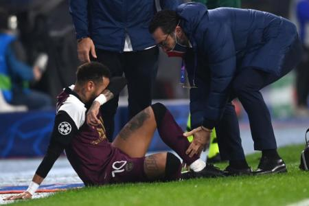PSG win in Turkey with Kean brace as Neymar goes off injured