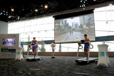 StanChart Marathon offers augmented-reality & virtual-reality formats