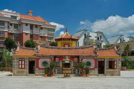 Hougang Heritage Trail features historic places of worship