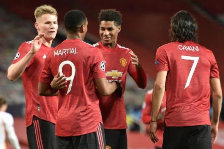 Arsenal boss Arteta wary of Manchester United's firepower
