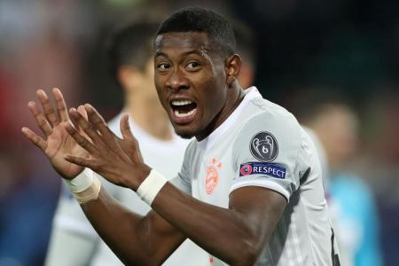 Bayern withdraw contract offer for Alaba
