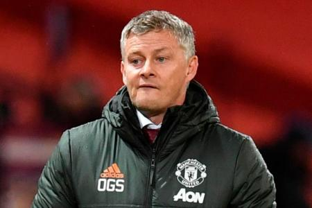 Solskjaer blasts United no-show in loss to Arsenal