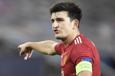 Struggling United have leaders, insists captain Maguire