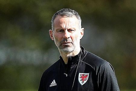 Giggs to miss Wales' games after allegations of assaulting girlfriend
