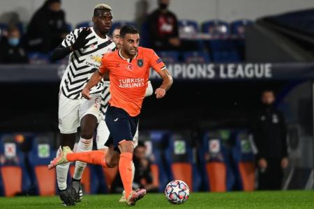 Manchester United slump to 2-1 defeat at Istanbul Basaksehir