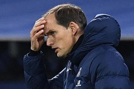 Thomas Tuchel dismisses speculation over future after PSG defeat