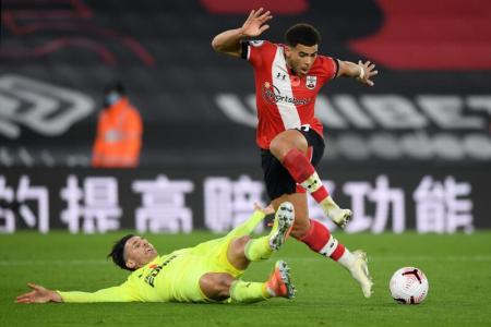 What we're doing is scary, says Southampton coach after going top of EPL