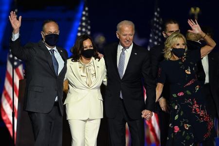 US President-elect Joe Biden: Let the healing begin