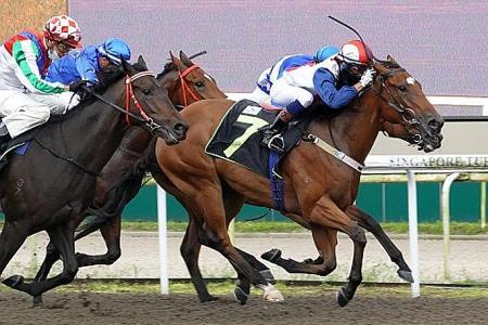 Iskandar picks up brilliant win