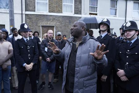 British director Steve McQueen has Axe to grind with racism