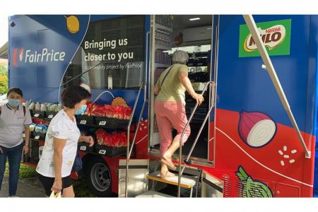 FairPrice on wheels now bigger and better