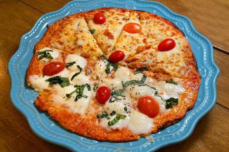 Keto-compliant tastiness at Sofi Cafe Pizza