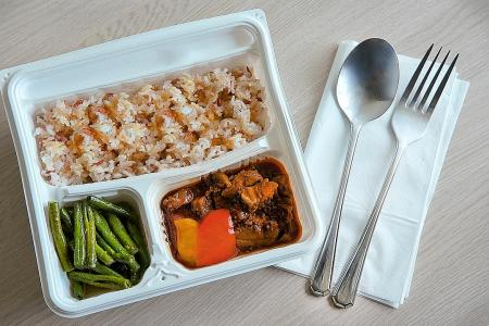45,000 people to get free hot meals from void deck vending machines