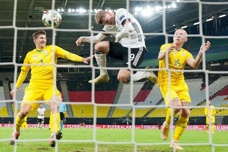 Timo Werner scores twice on his return to Leipzig