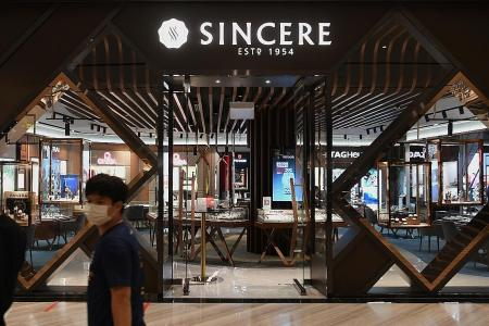 Cortina Holdings proposes to acquire rival Sincere Watch for $84.5m