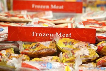 Singapore team studying Covid-19 in frozen, refrigerated food