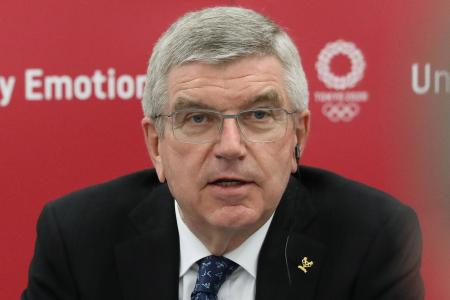 Covid-19 vaccine not mandatory for Olympic-bound athletes: IOC chief