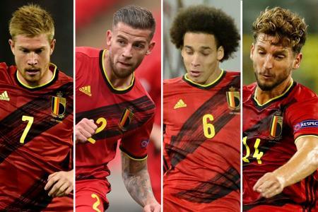 Clock is ticking on Belgium's golden generation: Richard Buxton