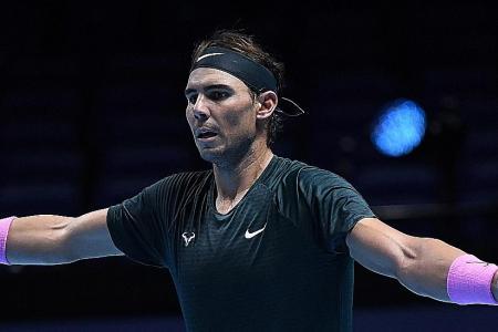 Rafael Nadal stays defiant despite defeat by Dominic Thiem