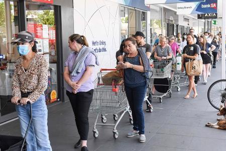 South Australia declares a six-day lockdown