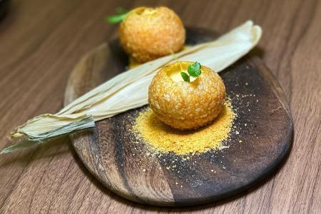 Chef Asokan's new menu is a mood-lifter