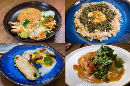 Chef Sujatha's new menu at Botanico is a mood-lifter