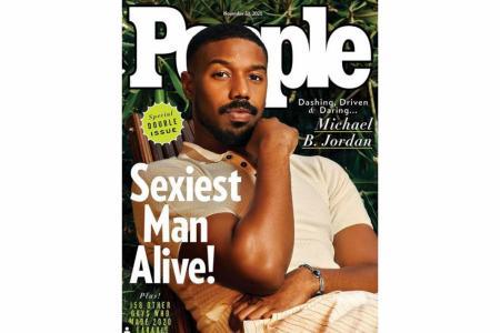 Michael B. Jordan named People magazine's Sexiest Man Alive 2020