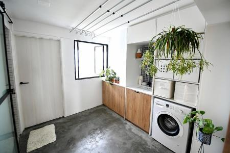 Make the most out of your laundry space