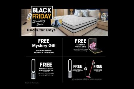 Beat the Black Friday rush with Gain City