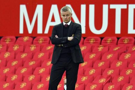 Man United missing 'X factor' at Old Trafford without fans: Ole