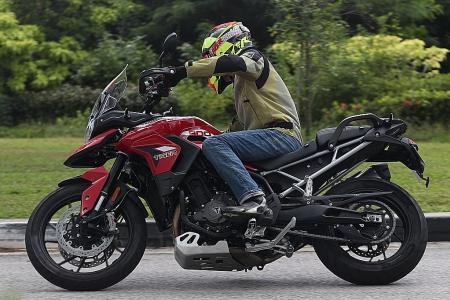 New Tiger 900 GT Low is ideal for shorter riders eyeing an adventure